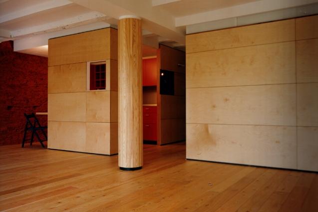 Appartement herengracht jos roodbol - Entree appartement ontwerp ...
